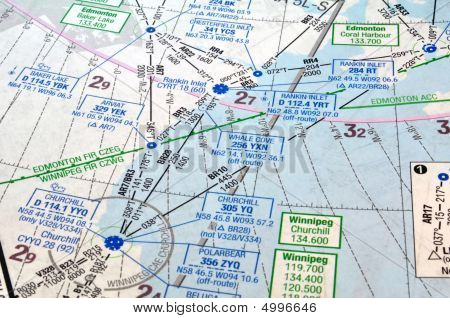 Air Navigation Chart