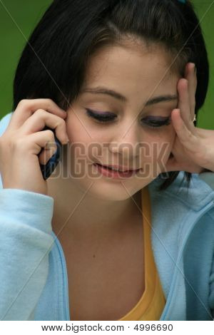 Talking On Phone