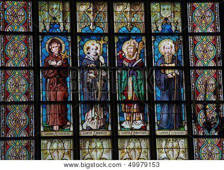 Roman Catholic Saints