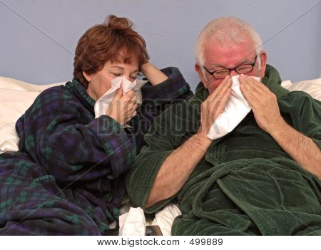 Couple With Cold