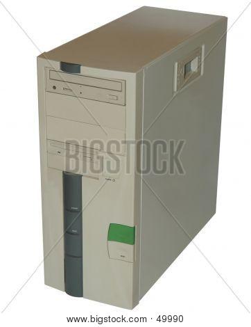 Minitower Computer