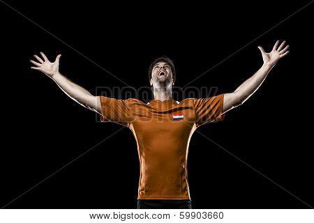 Dutchman Soccer Player