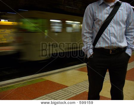 Waiting For Subway