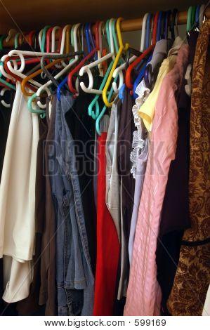 Woman Closet