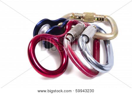 Safety Equipment For Rock-climbing