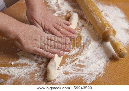 Hands Of The Baker