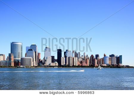The Lower Manhattan Skylines