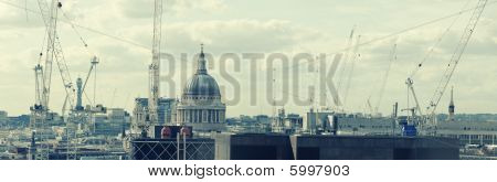 Construction In London