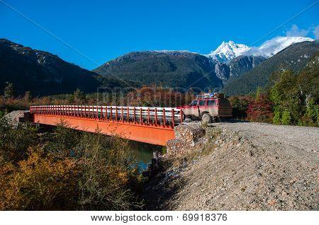 Bahia Exploradores, Carretera Austral, Highway 7, Chile