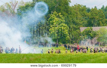 Cannon Smoke