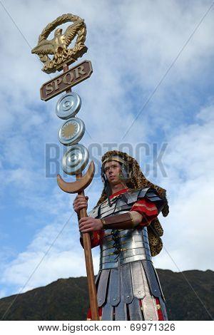 Roman Standard Bearer
