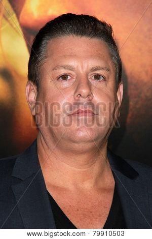 LOS ANGELES - JAN 8:  Tom Longo at the