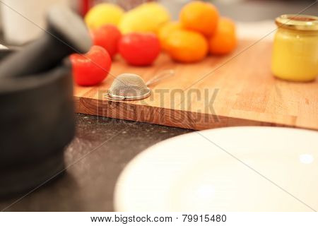 Food Preparation Background