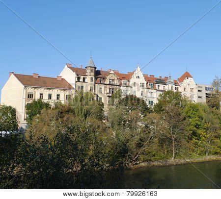The historic city Graz in Austria