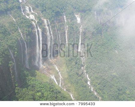 Seven Sister Water Falls