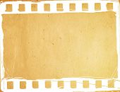 Great film strip for textures and backgrounds frame -with space for your text and image poster