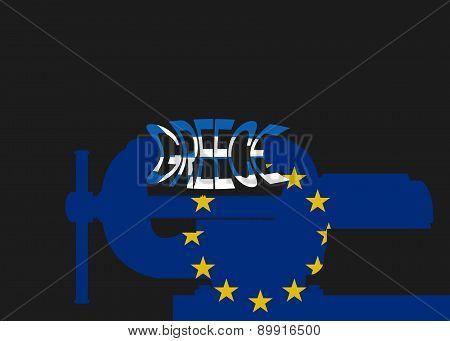 Pressure On Greece