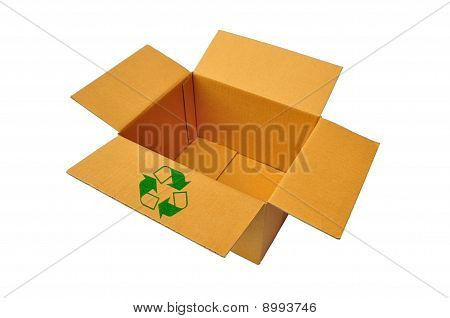 Recycle Paper Box