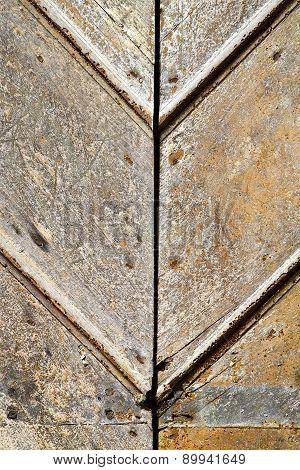 Santo Antonino Abstract  Rusty Brass Brown     Varese