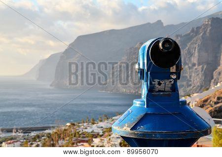 View of Los Gigantes
