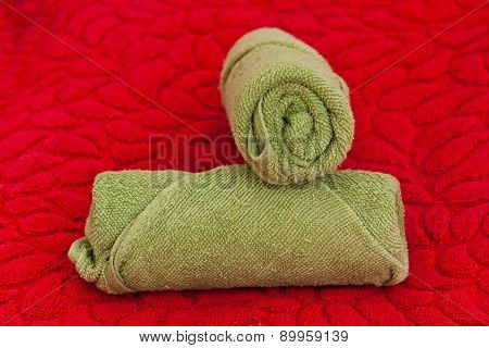 the roll fabric