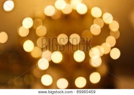 the lovely light glow