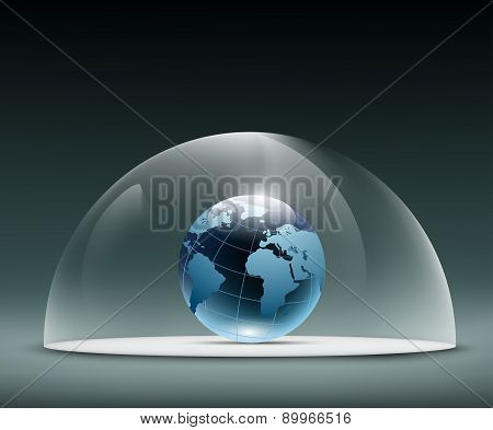 Earth Under The Dome