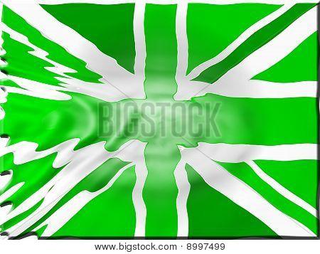 Union Jack Digital Art