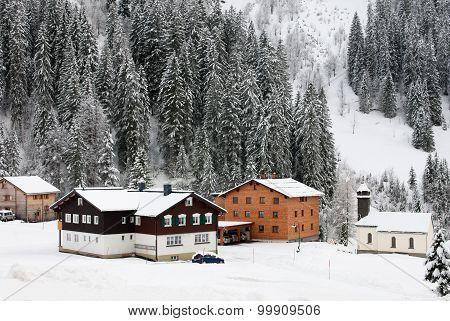 Alpine Village, Austria