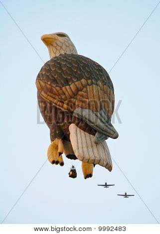 Bald Eagle Hot Air Balloon Reno Balloon Races