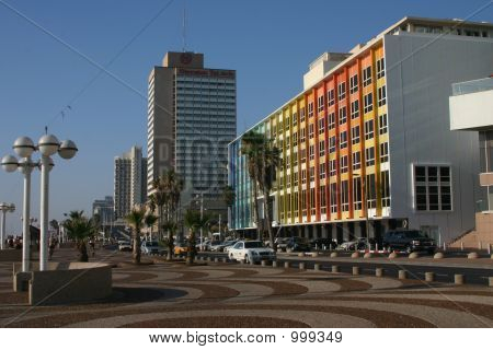 Tel Aviv City Walk