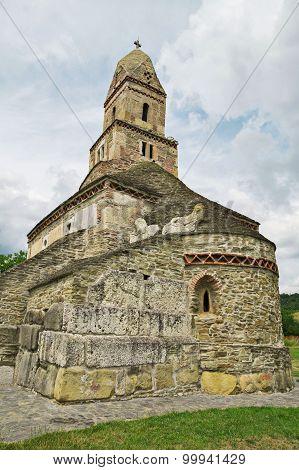 Densu? Church ( St Nicholas' Church) in Romania