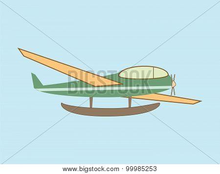 Hydroplane Seaplane