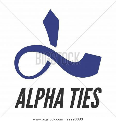 Alpha Stylized As Tie