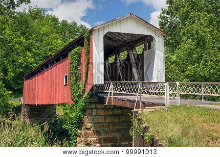 Historic Hills Covered Bridge