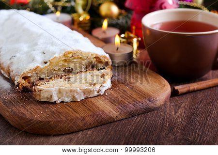 German Christmas Cake