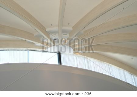 Arcing Ceiling