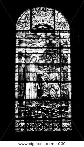 St. Patrick's Stained Glass
