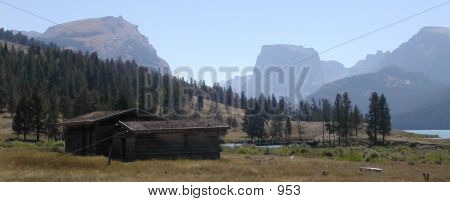 Wyoming Homestead