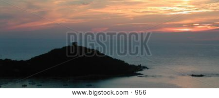 Corsica - Sunset (Landscape)