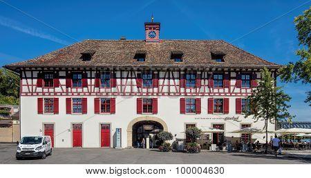 Building In Schaffhausen
