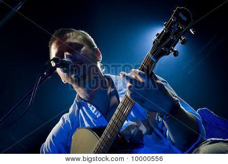 Concert Of Ilya Chert In Saint-petersburg