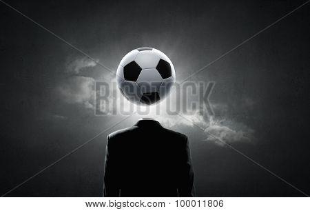 Football face
