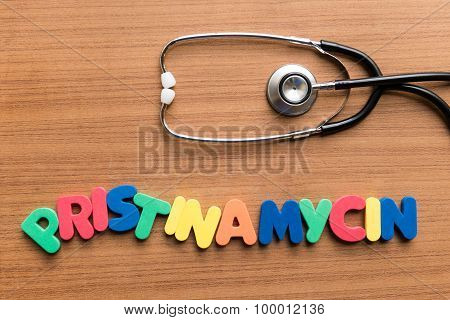 Pristinamycin