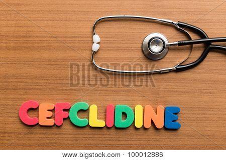 Cefclidine
