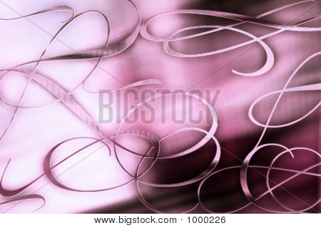 Pink And Purple Abstract Background