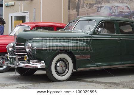 Vintage car Oldsmobile