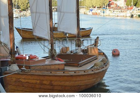 Rare Vintage Boat