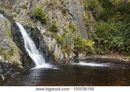 Bayehon Waterfall, Belgium