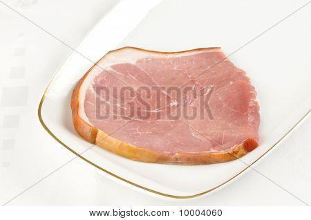 Smoked Gammon Steak